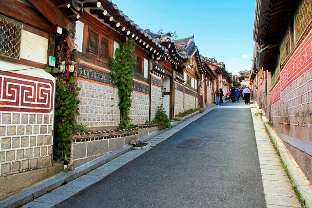 Aldeia Hanok de Bukchon