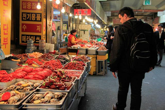 Mercado de Kwangjang