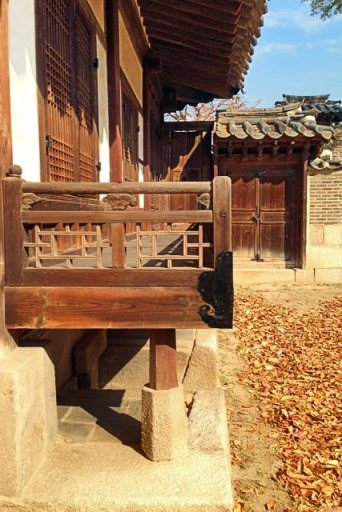 Complexo Nakseonjae, no Palácio Changgyeonggung