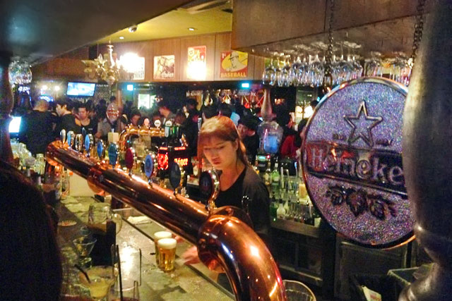 Prost Pub & Grill, em Itaewon-dong