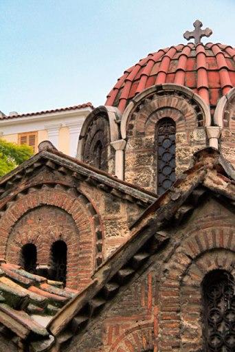 Igreja Panaghia Kapnikarea