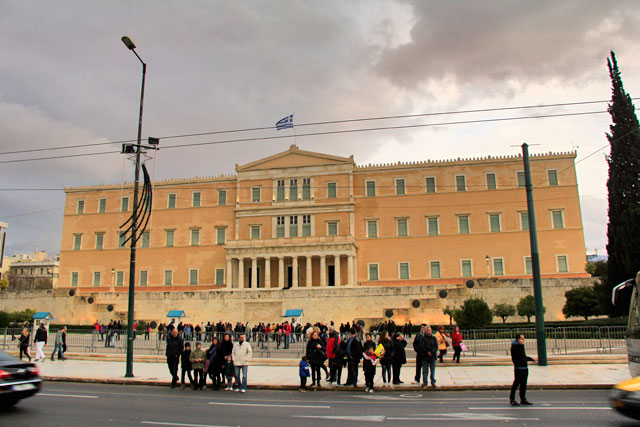Edifício do parlamento
