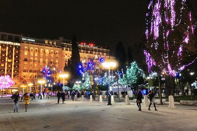 Praça Sintagma