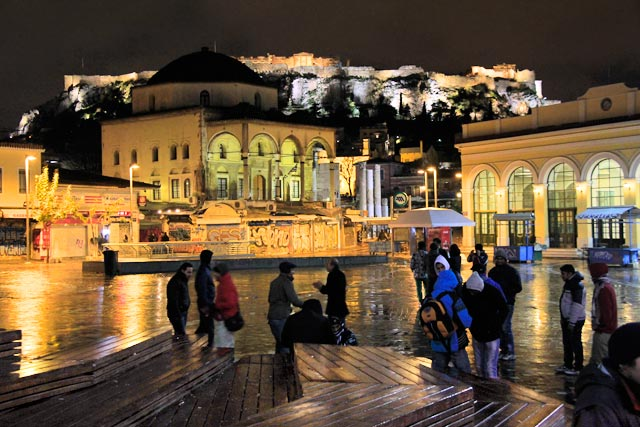 Praça Monastiraki