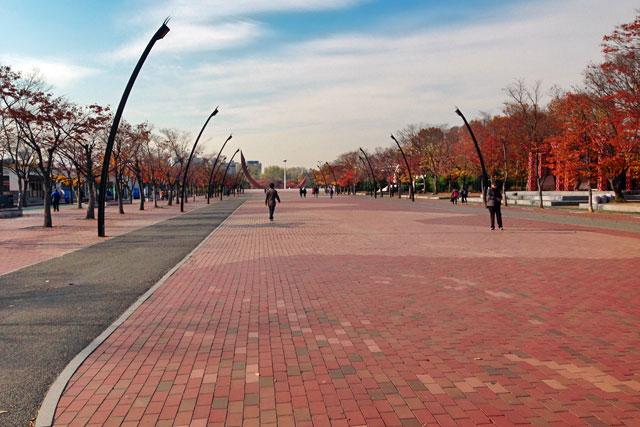 Parque Olímpico de Seul