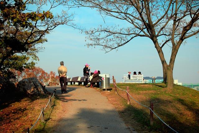 Mongchontoseong, no Ol-Park