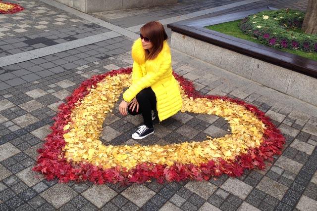 No entorno da N Seoul Tower