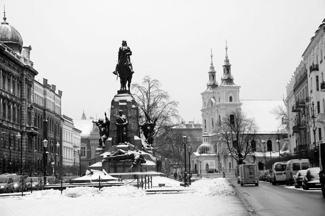 Monumento Grunwaldzki
