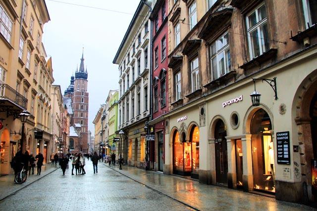 Rua Floriańska