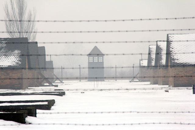 Alojamentos de Auschwitz II