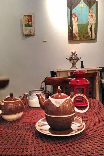 Casa de chá de Kazimierz