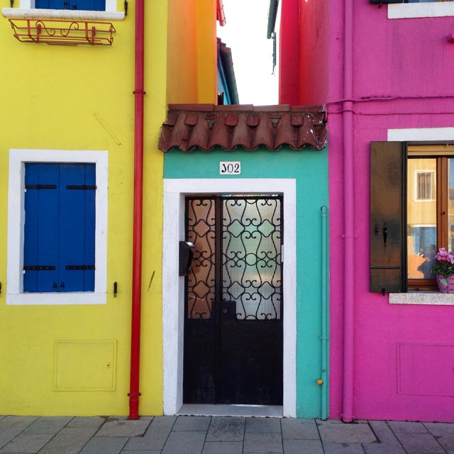 Burano (via Instagram)