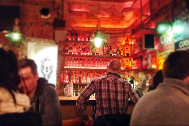 Bar Kochanka, em Kazimierz