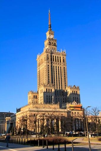 Palácio da Cultura e Ciência