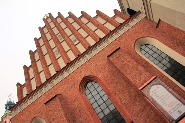 Catedral de São João (Bazylika Archikatedralna w Warszawie p.w. Męczeństwa św. Jana Chrzciciela)