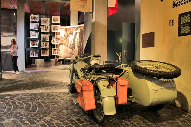 Museu da Revolta de Varsóvia (Muzeum Powstania Warszawskiego)