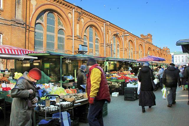 Mercado Hale Mirowskie