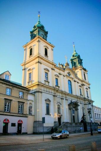 Igreja da Santa Cruz (Kościół św. Krzyża)