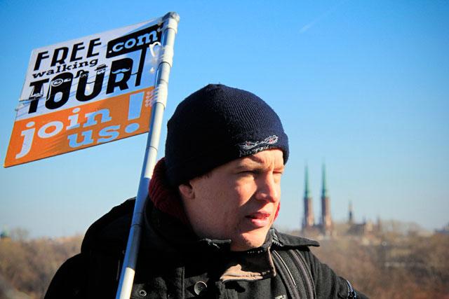 Peter, guia do passeio Varsóvia Cidade Velha