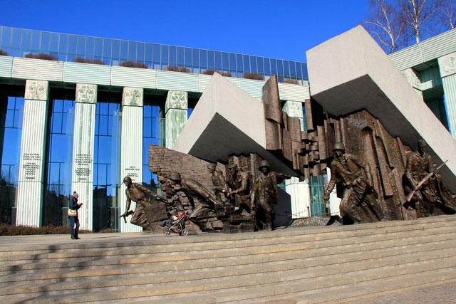 Monumento aos Insurgentes (Pomnik Powstania Warszawskiego)