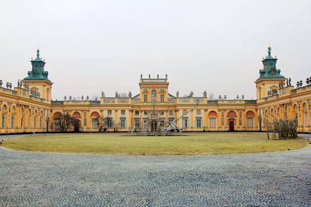 Palácio Wilanów (Pałac w Wilanowie)