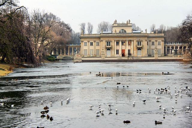 Palácio Łazienki (Pałac Łazienkowski)