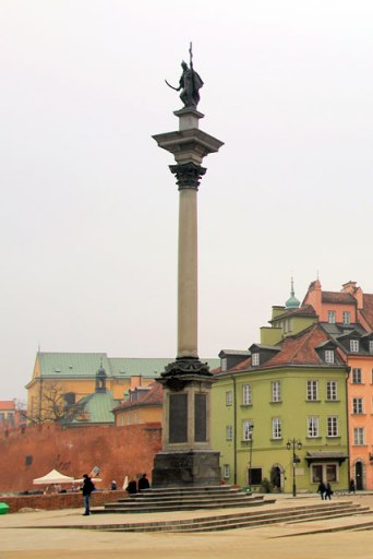 Coluna de Sigismundo (kolumna Zygmunta III Wazy)