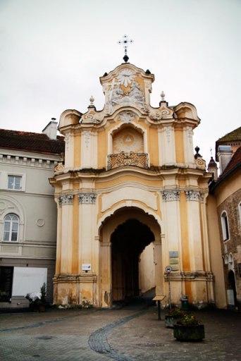 Portão Basiliano