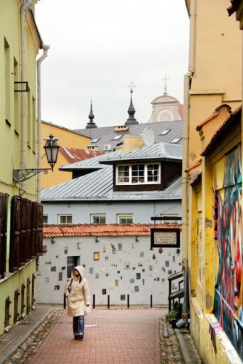 Rua Literatų