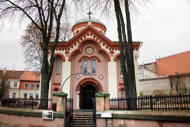 Igreja Ortodoxa Russa da Santa Parascheva