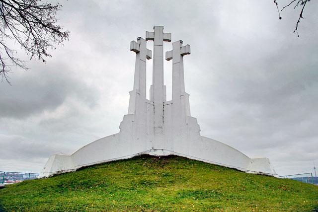 Monumento das Três Cruzes