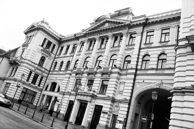 Filarmônica da Lituânia (Lietuvos nacionalinė filharmonija)