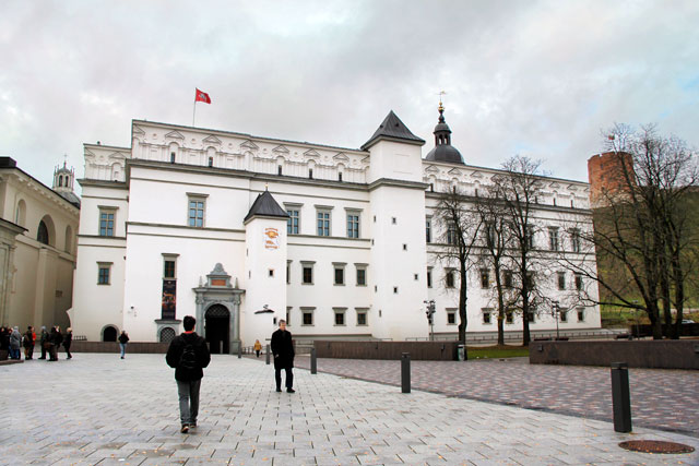 Palácio do Grão-duque da Lituânia