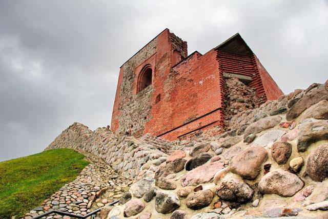 Entorno do Castelo Alto