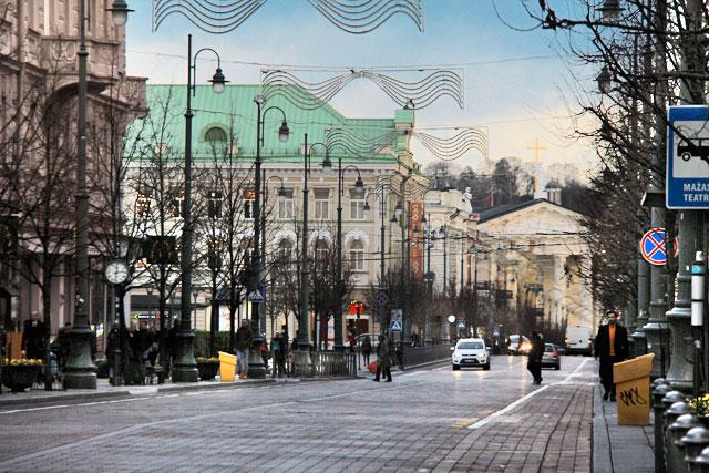 Avenida Gediminas