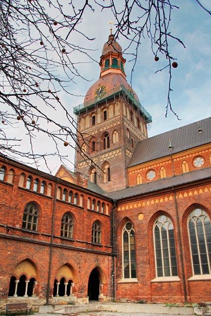 Catedral de Riga
