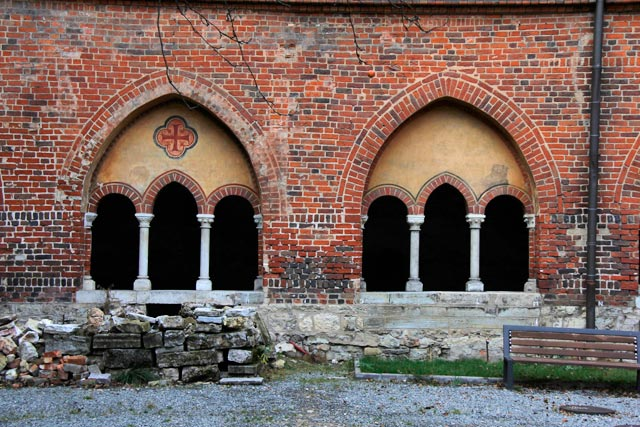 Claustro da Catedral de Riga