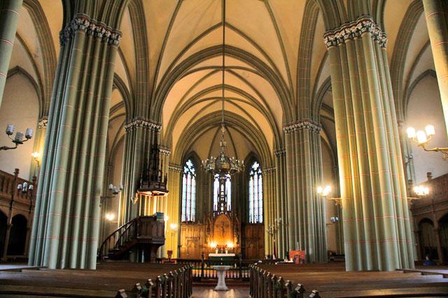 Igreja Velha de Santa Gertrude