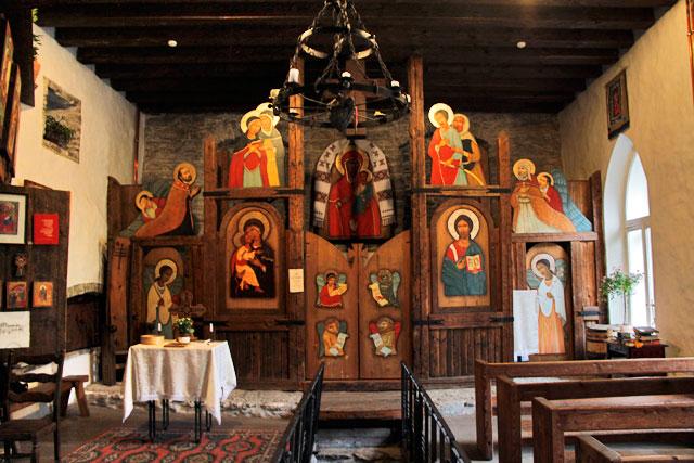 Igreja greco-católica ucraniana da Rua Laboratooriumi
