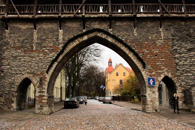 Portão do Monastério