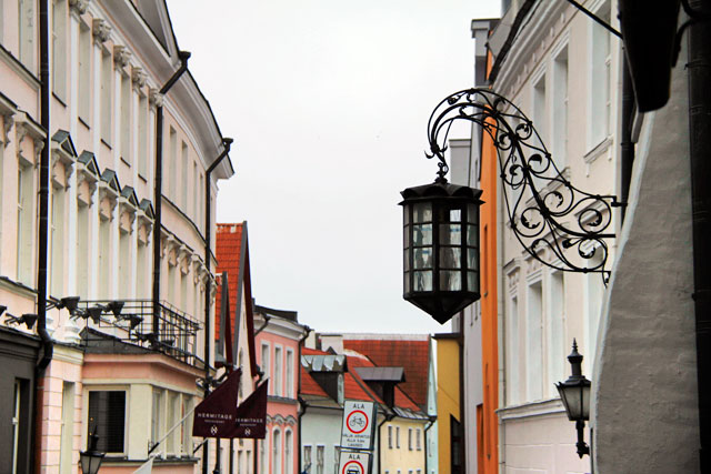 Rua Dunkri, na Cidade Velha