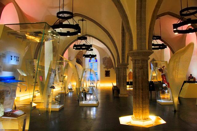 Exposição do Museu de História da Estônia
