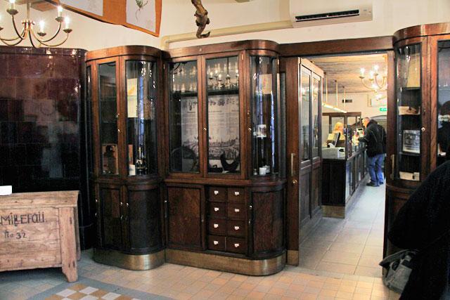 Museu da Raeapteek, a Farmácia da Prefeitura