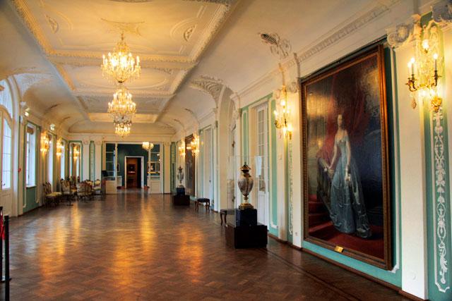 Salão do Palácio Kadriorg
