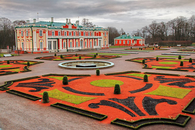 Jardins do Palácio Kadriorg