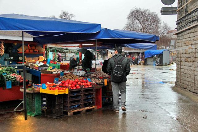 Mercado de Balti jaam
