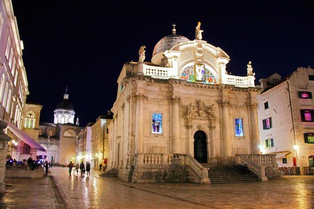 Igreja de São Brás (Crkva sv. Blaža), na Cidade Velha