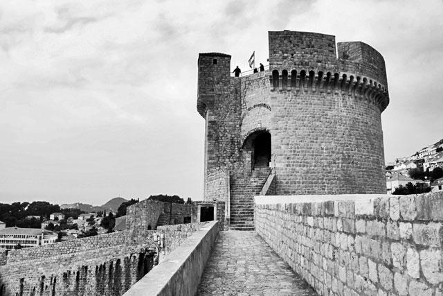 Torre de Minčeta