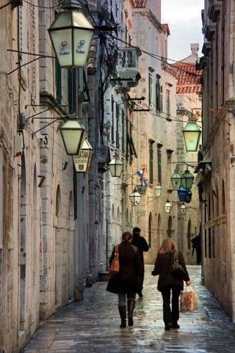 Cidade Velha de Dubrovnik