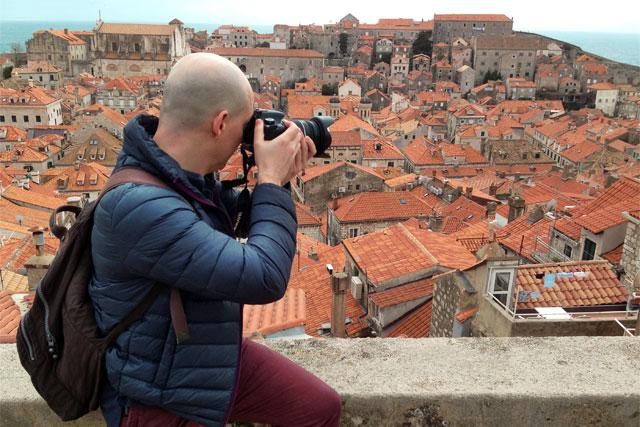 Nas Muralhas de Dubrovnik